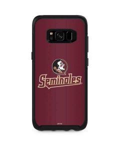 FSU Seminoles Otterbox Symmetry Galaxy Skin