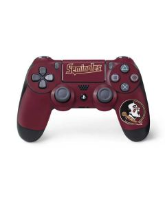 FSU Seminoles PS4 Controller Skin