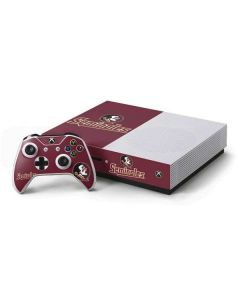 FSU Seminoles Xbox One S Console and Controller Bundle Skin
