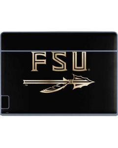 FSU Spear Logo Galaxy Book Keyboard Folio 12in Skin