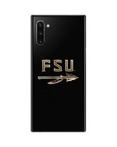 FSU Spear Logo Galaxy Note 10 Skin