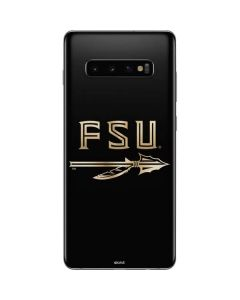 FSU Spear Logo Galaxy S10 Plus Skin