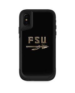 FSU Spear Logo Otterbox Pursuit iPhone Skin