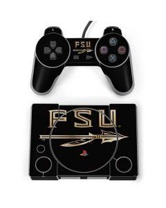 FSU Spear Logo PlayStation Classic Bundle Skin