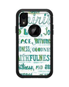 GAL 5:22-23 Otterbox Defender iPhone Skin