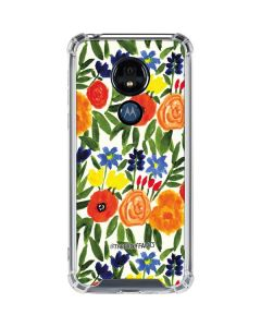 Garden 6 Moto G7 Power Clear Case