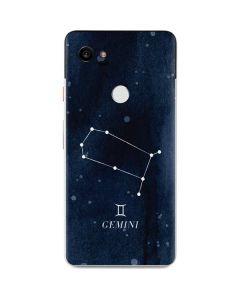 Gemini Constellation Google Pixel 2 XL Skin