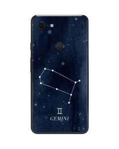 Gemini Constellation Google Pixel 3 XL Skin