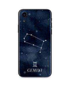 Gemini Constellation iPhone XR Skin