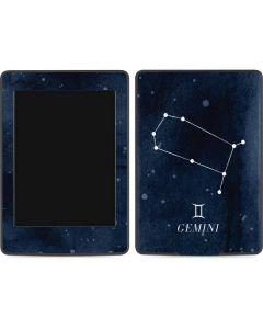 Gemini Constellation Amazon Kindle Skin