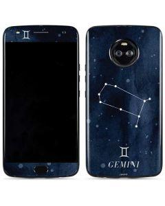 Gemini Constellation Moto X4 Skin