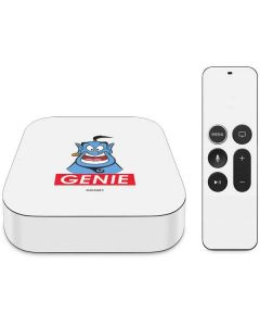 Genie Apple TV Skin