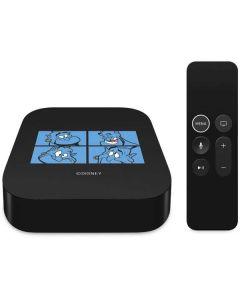Genie Grid Apple TV Skin