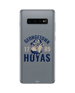 Georgetown Hoyas 1789 Galaxy S10 Plus Skin