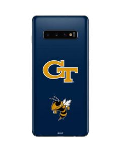 Georgia Tech Galaxy S10 Plus Skin