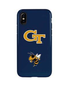 Georgia Tech iPhone X Pro Case