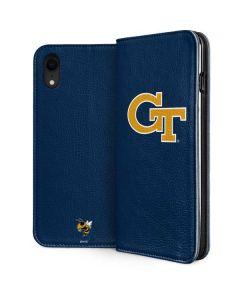 Georgia Tech iPhone XR Folio Case