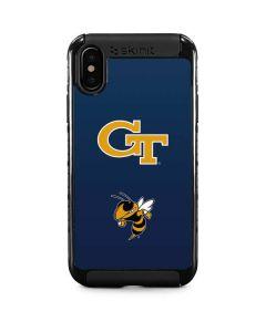 Georgia Tech iPhone XS Cargo Case