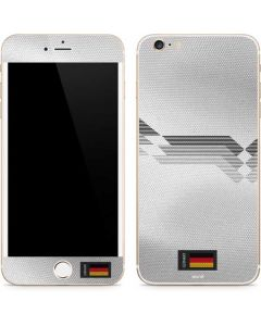 Germany Soccer Flag iPhone 6/6s Plus Skin