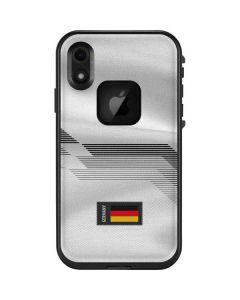 Germany Soccer Flag LifeProof Fre iPhone Skin