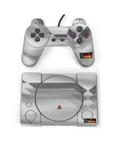 Germany Soccer Flag PlayStation Classic Bundle Skin