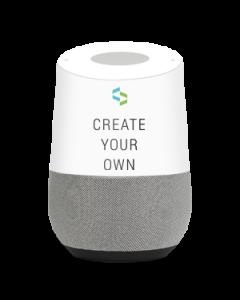 Custom Google Home Skin