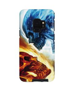 Ghost Rider Collision Course Galaxy S9 Pro Case