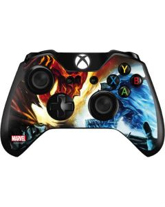 Ghost Rider Collision Course Xbox One Controller Skin