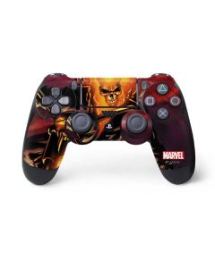 Ghost Rider Drags Chain PS4 Controller Skin