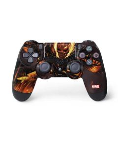 Ghost Rider On Patrol PS4 Controller Skin