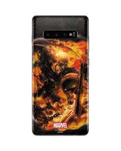 Ghost Rider Spirit of Vengeance Galaxy S10 Plus Skin