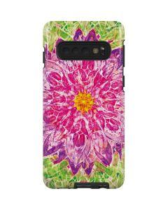 Ginseng Flower Galaxy S10 Pro Case