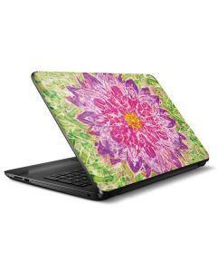 Ginseng Flower HP Notebook Skin