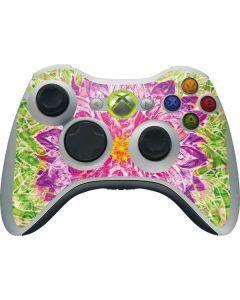 Ginseng Flower Xbox 360 Wireless Controller Skin