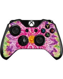 Ginseng Flower Xbox One Controller Skin