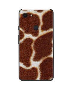 Giraffe Google Pixel 3 XL Skin