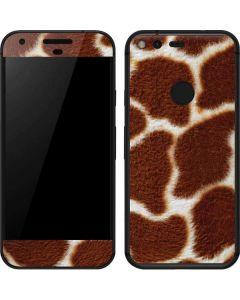 Giraffe Google Pixel Skin