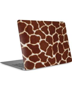 Giraffe Apple MacBook Air Skin