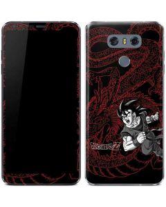 Goku and Shenron LG G6 Skin