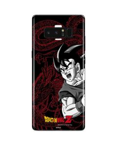 Goku and Shenron Galaxy Note 8 Skin