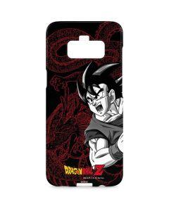 Goku and Shenron Galaxy S8 Plus Lite Case