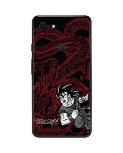 Goku and Shenron Google Pixel 3 XL Skin