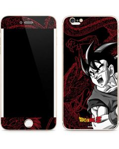 Goku and Shenron iPhone 6/6s Plus Skin