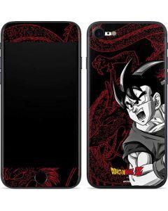Goku and Shenron iPhone 7 Skin