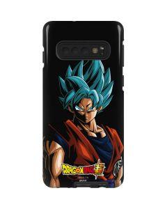 Goku Dragon Ball Super Galaxy S10 Pro Case