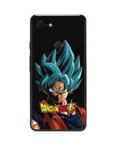 Goku Dragon Ball Super Google Pixel 3 XL Skin