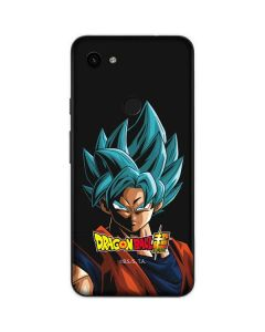 Goku Dragon Ball Super Google Pixel 3a Skin
