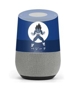 Vegeta Monochrome Google Home Skin