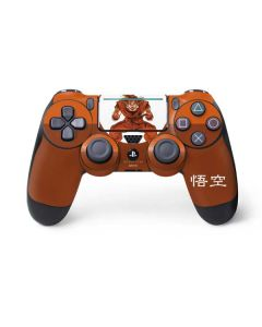 Goku Orange Monochrome PS4 Pro/Slim Controller Skin