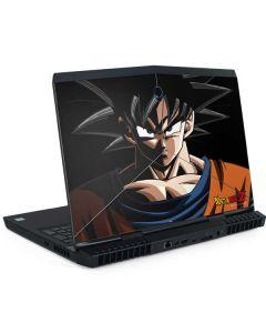 Goku Portrait Dell Alienware Skin